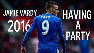 Jamie Vardy | Best Skills & Goals 2016 HD