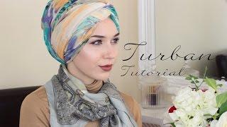 getlinkyoutube.com-Turban Tutorial | #1