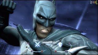 getlinkyoutube.com-Injustice Gods Among Us Batman All Unique Clash Quotes