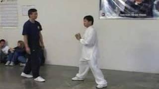getlinkyoutube.com-Yang Family tai chi push hands