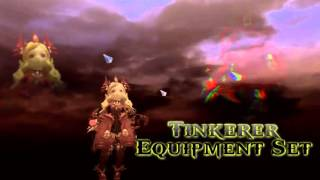 getlinkyoutube.com-[Dragon Nest] Red Dragon Equipment Set