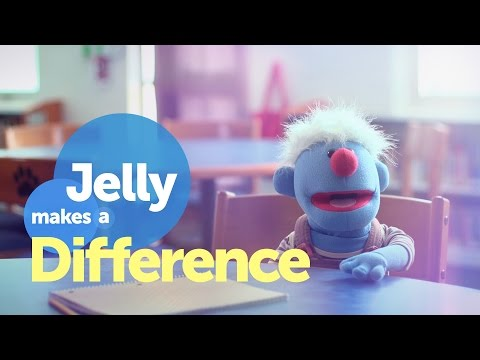 UCG Short Films: Jelly Makes a Difference ©