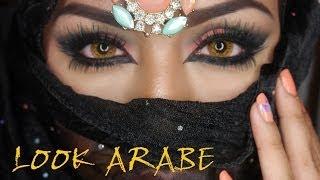 Tutorial de maquillaje árabe colaborativo - Juancarlos960