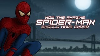 getlinkyoutube.com-How The Amazing Spider-Man Should Have Ended