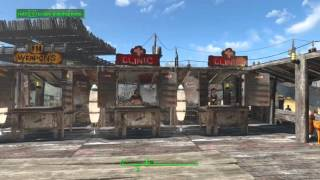 getlinkyoutube.com-Fallout 4 - How to Get 100 Happiness in a Large Settlement - Benevolent Leader Trophy