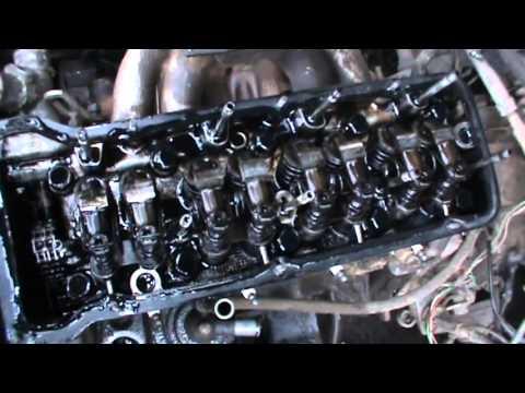 Снятие двигателя с Москвича 2141