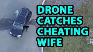 getlinkyoutube.com-Drone used to catch cheating wife
