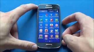 getlinkyoutube.com-Samsung Galaxy S4 mini - Full Review deutsch