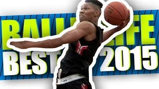 getlinkyoutube.com-BEST of Ballislife 2015! The Most AMAZING Dunks, Ankle Breakers & Plays of The Year!!
