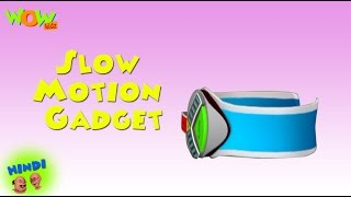 getlinkyoutube.com-Slow Motion Gadget - Motu Patlu in Hindi