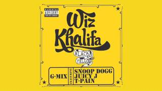 Wiz khalifa - Black and yellow (g-mix)