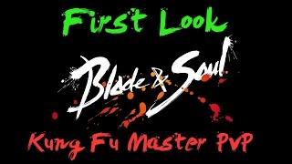 getlinkyoutube.com-First Look: Blade & Soul 1v1 PVP - Kung Fu Master