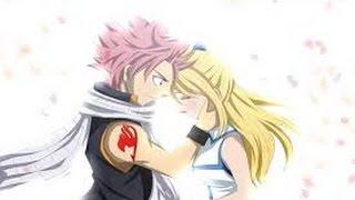 getlinkyoutube.com-Natsu x Lucy - Right here // NaLu // Fairy Tail [AMV]