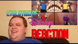 getlinkyoutube.com-Evolution of Disney - Todrick Hall Reaction!!!