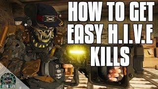 getlinkyoutube.com-EASY H.I.V.E DOUBLE KILLS & EASY NOMAD HERO GEAR KILLS - Black Ops 3 Tips & Tricks