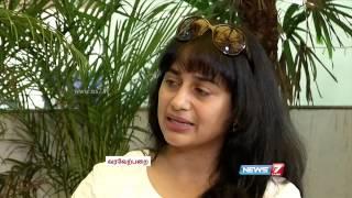 getlinkyoutube.com-Varaverpparai: Film actress Anu Hassan