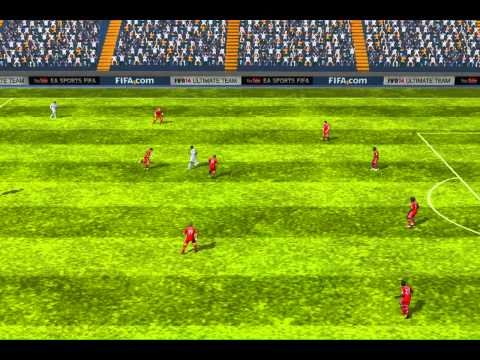 FIFA 14 iPhone/iPad - BRAZZERS vs. FC Bayern