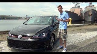 getlinkyoutube.com-Review: 2015 Volkswagen GTI (DSG and Manual)