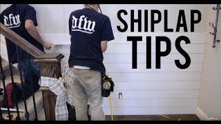 getlinkyoutube.com-How to Install Shiplap