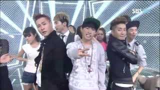 getlinkyoutube.com-Epik High [Don't Hate Me / UP (feat.박봄)] @SBS Inkigayo 인기가요 20121021