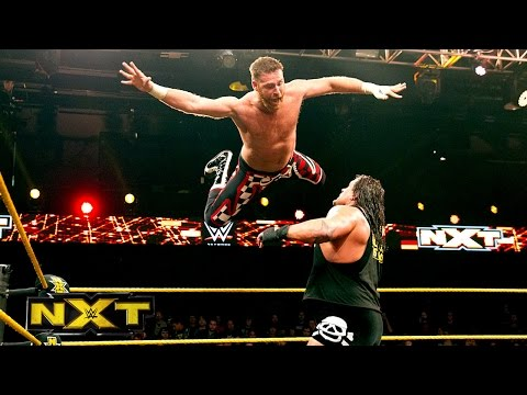 Sami Zayn vs. Rhyno: WWE NXT, April 15, 2015