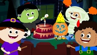 getlinkyoutube.com-Birthday Song | Happy Birthday To You | scary birthday song | halloween