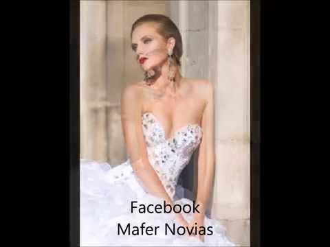 Bodas gitanas, batas de novia, Novias gitanas, Novias Mafer 2014