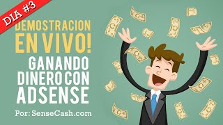 getlinkyoutube.com-Demo Ganancias en VIVO con Adsense Dia #3
