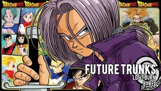 Future Trunks - Let It Burn [Dragon Ball AMV]