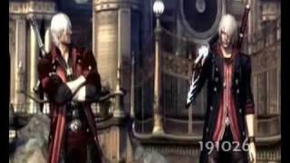 getlinkyoutube.com-Dante x Nero 'Scream' **Completed Version**
