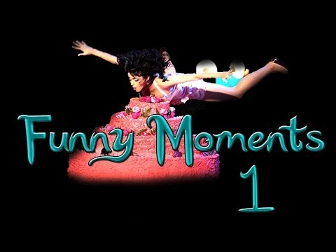 Katy Perry - Funny moments HD