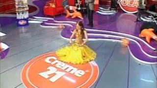 getlinkyoutube.com-Mujhe rangde - Oksana Rasulova - indian dance