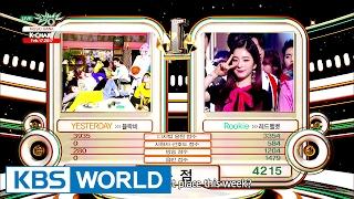 getlinkyoutube.com-[Music Bank K-Chart] 3rd Week of February - Block B vs Red Velvet (2017.02.17)
