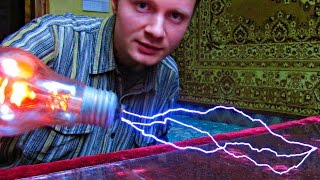 getlinkyoutube.com-How to make a high voltage generator just for 15 minutes