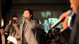 getlinkyoutube.com-121216 조정석,송용진 축가 '지금 이 순간' - 홍록기 결혼식