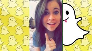 getlinkyoutube.com-Melina Sophie(LifeWithMelina) Snapchat story