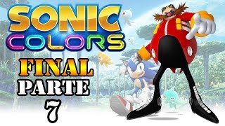Let's Play: Sonic Colors - Parte 7 [FINAL]