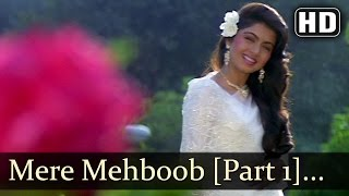 getlinkyoutube.com-Mere Mehboob Meri Jaane Jigar - Himalaya - Bhagyashree - Paayal - Best Hindi Romantic Songs