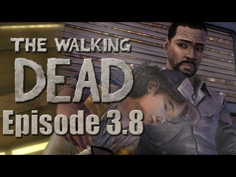 Let's Play The Walking Dead Episode 3 (German/HD/Blind) Part 8 - Die Horde nähert sich