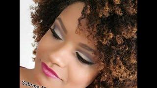 getlinkyoutube.com-Maquiagem pele Negra-Sombras Mary Kay por Sabrina Make Up