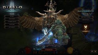getlinkyoutube.com-Diablo III 2.4.3 Season 9 Avarice Conquest Achievement WW Barb
