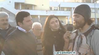 Dov Neimand KAYAK   passaggio da Cariati 3 1 2014