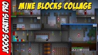 getlinkyoutube.com-Mine blocks 1.26.5 Collage - Jogos Gratis Pro