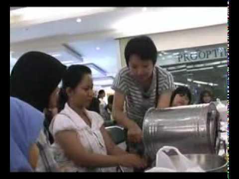 Pelatihan Cara Membuat Es Puter - Terang Bulan & Martabak. KursusTristar.com 031-8704764.
