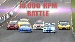 getlinkyoutube.com-[ENG CC] 10,000 Rpm VTEC Battle - S2000, NSX, CRX, Civic, City, Altezza HV53