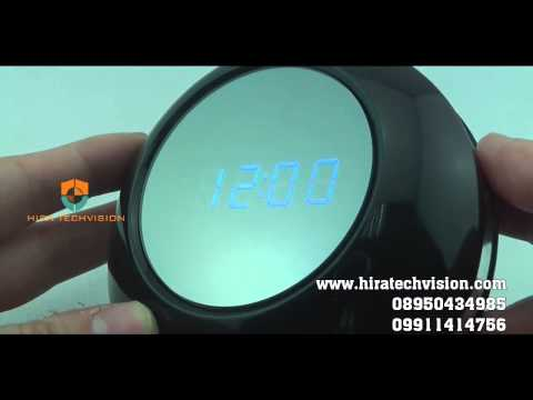 Latest HD Spy Table Clock Camera in Gurgaon,DELHI,FARIDABAD,Sohna Road BADSHAHPUR