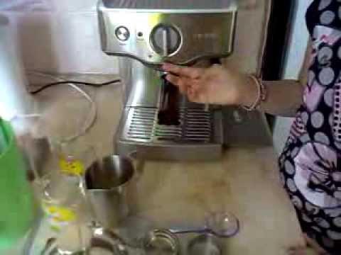 Инструкцыя по использованию кофеварки BORK C700