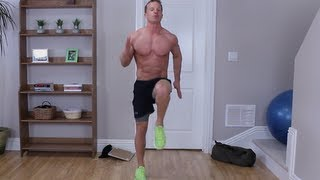 getlinkyoutube.com-Real-Time High Intensity Cardio Workout for Lean Muscle