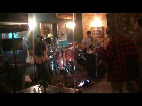 Art of Ill Fusion Playing Soulive with Jake Coffin(Great American Taxi) Pioneer Inn Nederland, Co