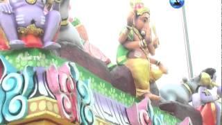 மாவிட்டபுரம் சித்திவிநாயகர் ஸ்ரீ முத்துமாரியம்மன் கோவில் மகாகும்பாபிசேகம் (09.02.2015)